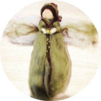 Ahorn engel