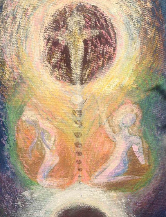 Sun Worship 20 x 30 (Pris: 1.500 kr.)