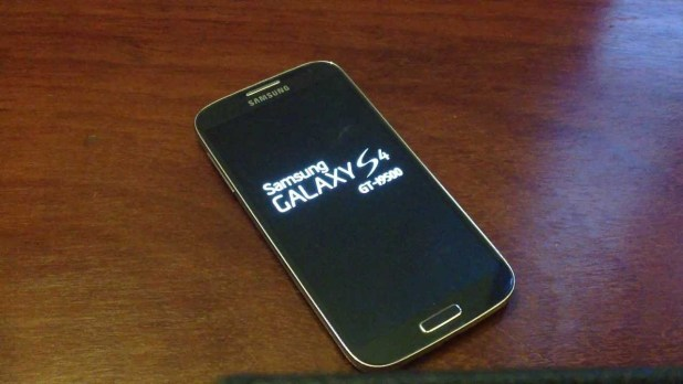 boot animation galaxy s4