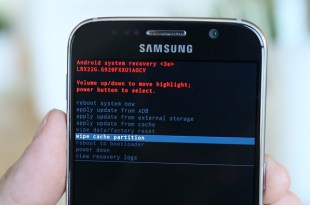Galaxy S5 recovery mode