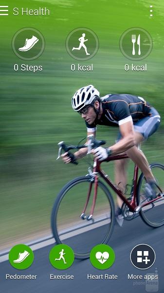 Samsung-Galaxy-S5-health app