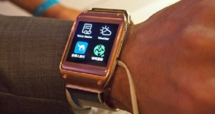 Galaxy Gear boost sound