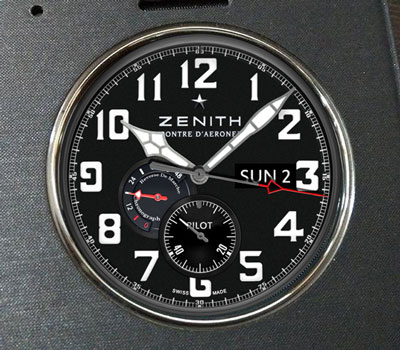 zenith pilot lg g3 watch face