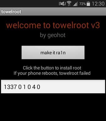 How To Make Towelroot Support All Phones (Fix Phone Isn't Supported