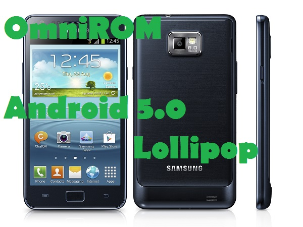Galaxy_S2-omnirom android 5.0 lollipop