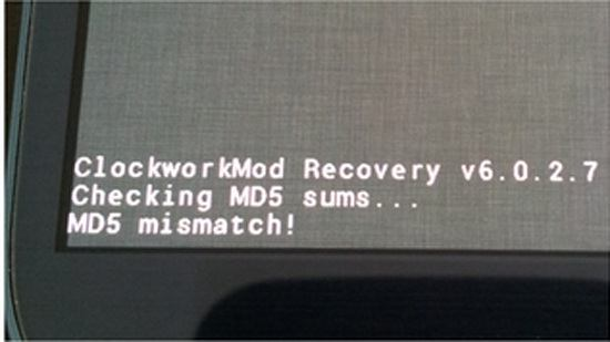 Fix-md5-Checksum-Mismatch-Error-In-ClockworkMod-Recovery