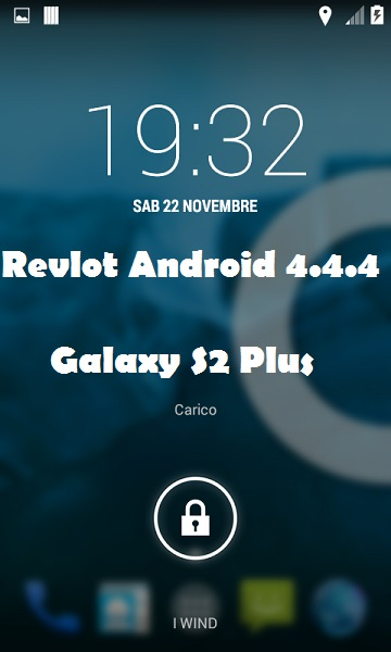 Galaxy S2 Plus - Revolt ROM Android 4 4 4 KitKat (Download & Install