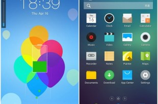 Galaxy Note 3 Flyme Os