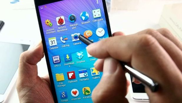 galaxy note 4 low signal and mobile data