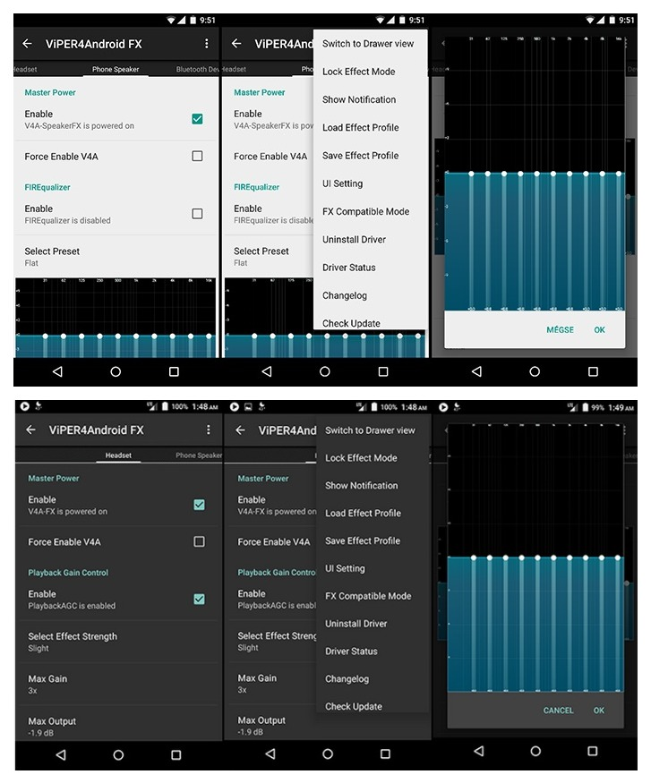 Viper4Android Material Design Themes Apps - Download