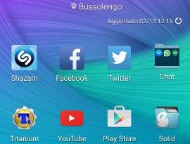Note 4 lollipop launcher
