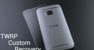 twrp custom recovery on HTC One M9