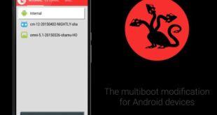 Install MultiROM on Nexus 6