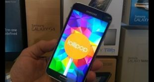 Android lollipop OTA update for AT&T Galaxy S5