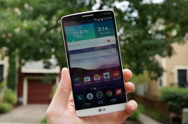 Verizon LG G3 Recives Lollipop 5 0 Firmware OTA Update