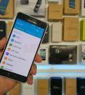 Galaxy Alpha Android Lollipop 5.0