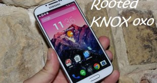 Galaxy S4 Rooted without Tripping KNOX