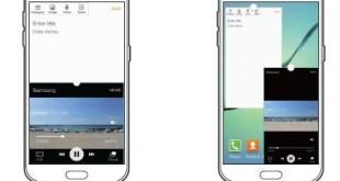 Galaxy S6 Multi Window