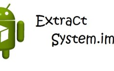 Extract files from system.img
