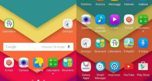 Ported Note 5 apps to Galaxy S6