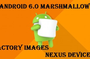 Android 6.0 Factory Images Nexus device