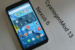 CyanogenMod 13 for Nexus 6
