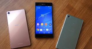 Sony xperia Z5 apps
