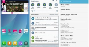 Galaxy Note 5 Android 6.0 System Dump