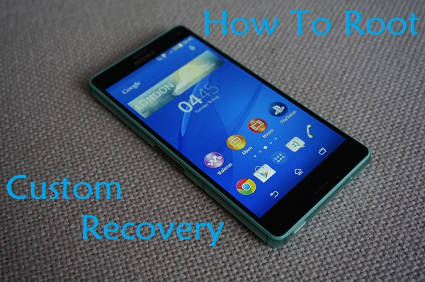 Xperia Z3 Compact Root and Custom Recovery