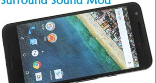 surround sound mod nexus 5x