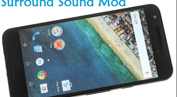 surround sound mod nexus 5x