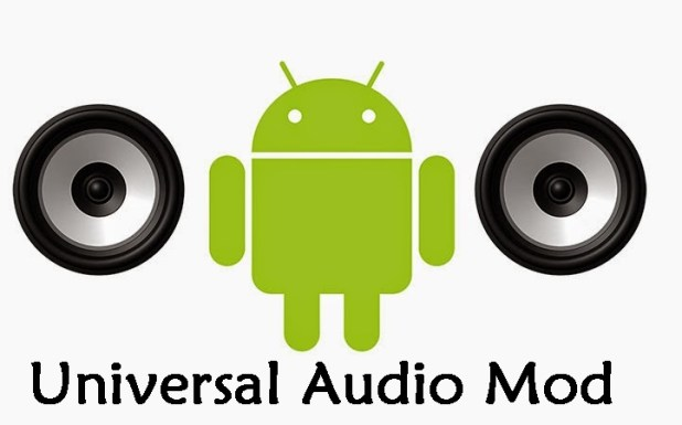 Universal audio mod for android