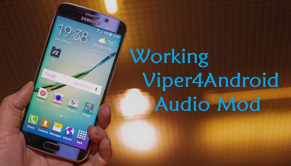Get Working Viper4Android On Galaxy S6 Marshmallow 6 0 - Dory Labs
