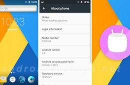CyanogenMod 13 Android 6.0 Marshmallow Galaxy S2