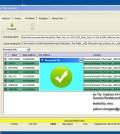 Flash tool firmware