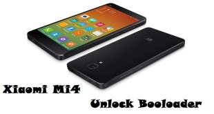 xiaomi-mi4 bootloader unlock