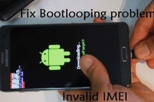 Note 4 Bootlooping problem and invalid imei