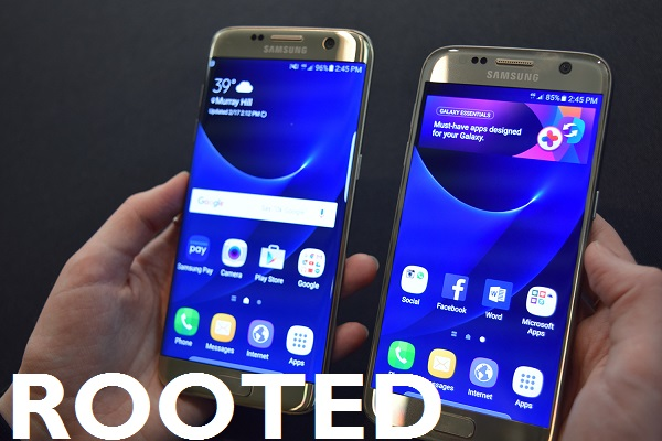 Guide] Root Galaxy S7 & S7 Edge With CF Auto-Root - Dory Labs