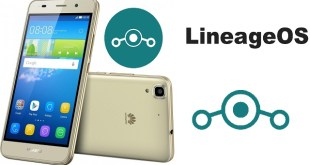 Huawei Y6 Lineage OS 14.1
