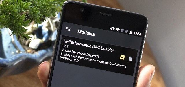 qualcomm snapdragon enable dac