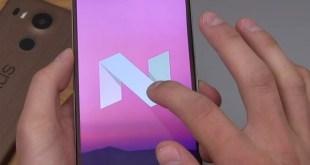 Google Pixel Nougat rooted