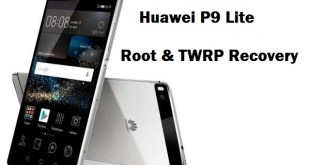 Huawei P9 Lite root and twrp recovery