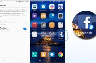 Enable App Twin Huawei