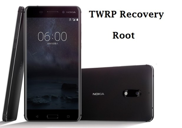 Nokia 6 TWRP and root