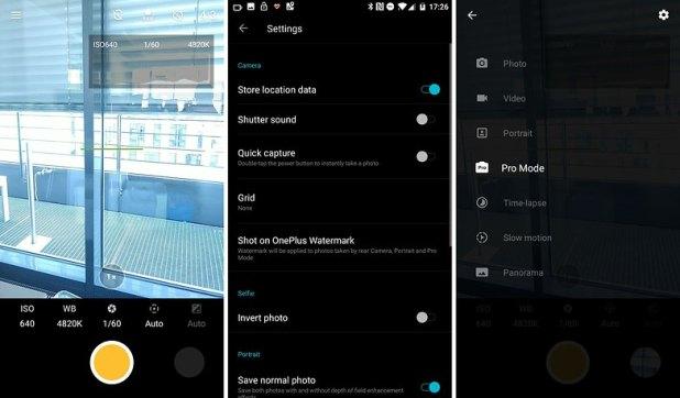 OnePlus 5 Camera Mod