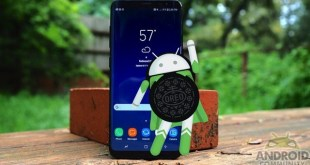 Android Oreo Galaxy S8
