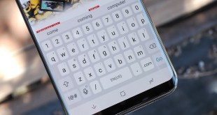 Galaxy S9 Keyboard