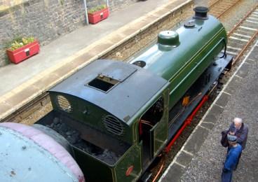 The coal scuttle :)