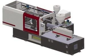 maquina de inyeccion de doble colors