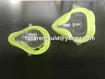 Mascara de anestesia de 2 componentes